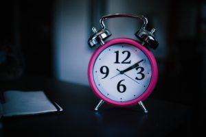 heiraten-in-daenemark die Uhr läuft